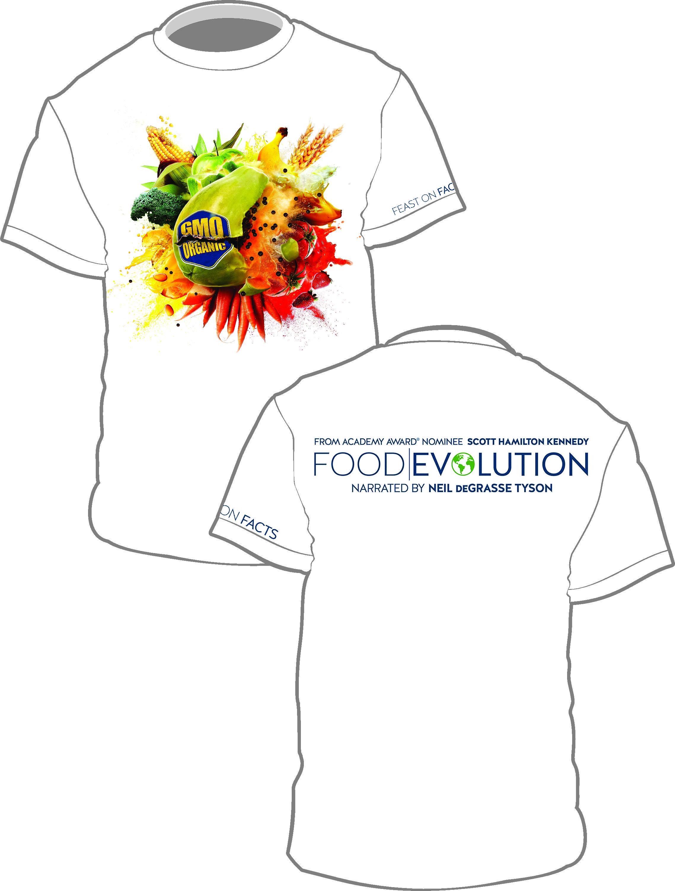 Food Evolution T-Shirt